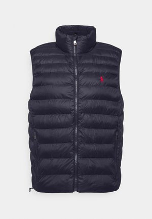 TERRA VEST - Väst - collection navy