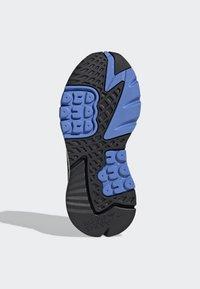 adidas Originals - NITE JOGGER SHOES - Sneakers - white - 4