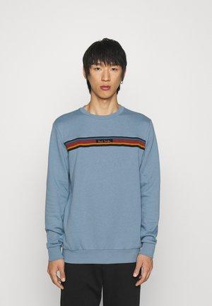 ARTIST STRIPE DETAIL  - Sweater - light blue