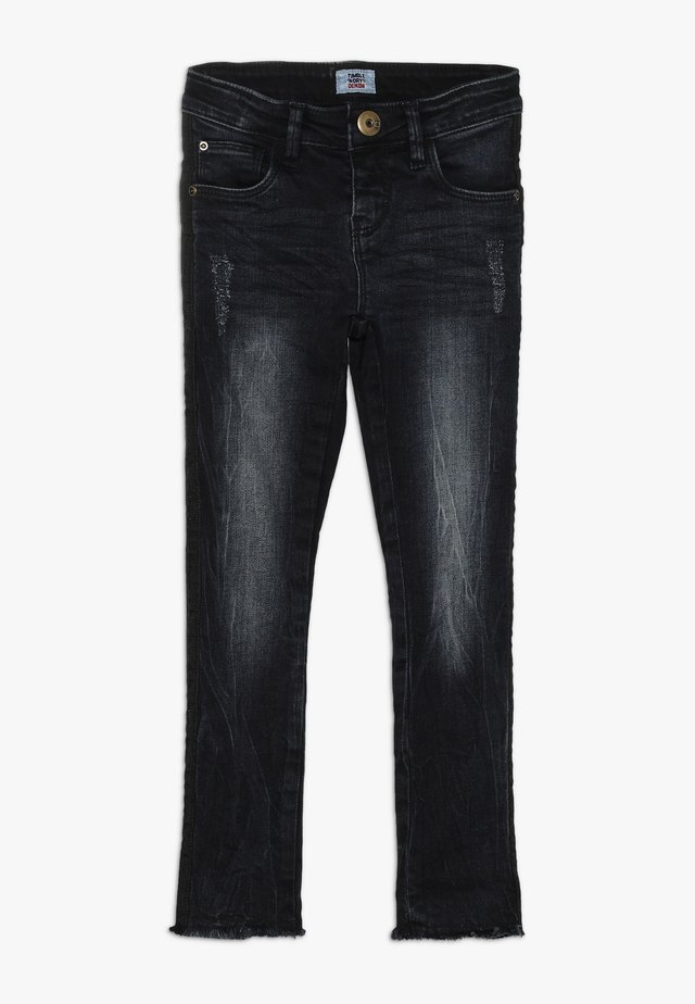 PEARL - Skinny džíny - denim black