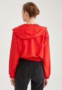 DeFacto - Summer jacket - red - 2