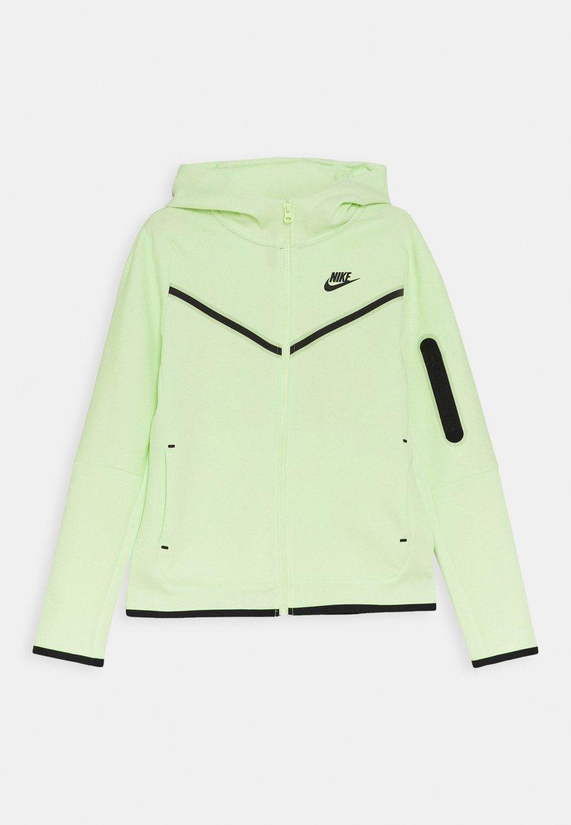Nike Sportswear - Cardigan - light liquid lime/black