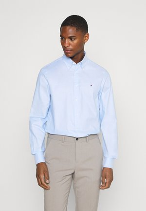 OXFORD SLIM FIT - Camisa elegante - light blue/white