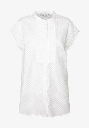 Bluse - brilliant white