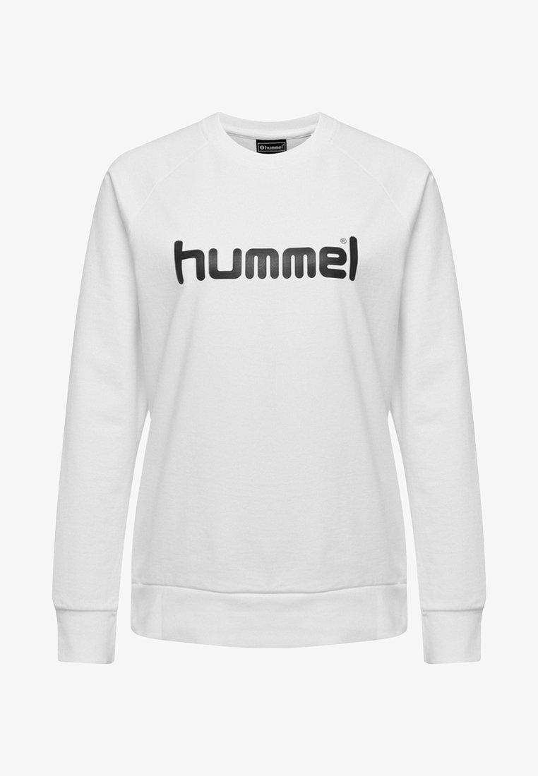 Hummel - Sweatshirt - white