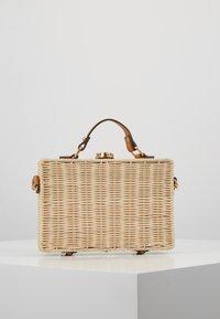 PARFOIS - Handbag - beige - 2