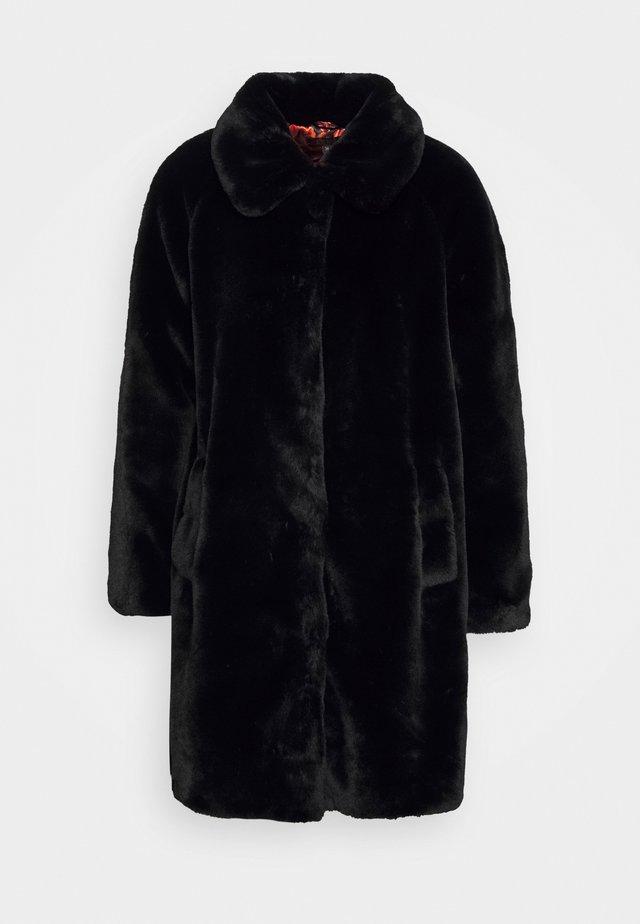 BETTY COAT PHILLY - Cappotto classico - black
