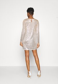 TFNC - REVEL DRESS - Cocktail dress / Party dress - gold/silver - 2