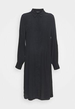 LILLI VALENTINA  - Košilové šaty - black