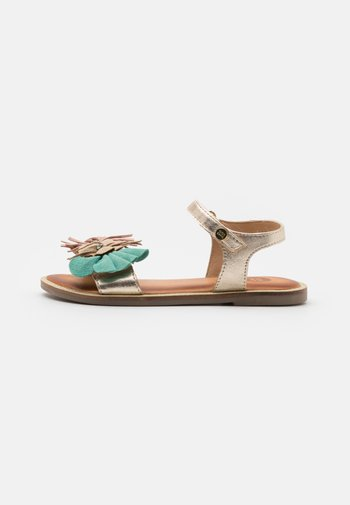 PENCE - Sandals - oro