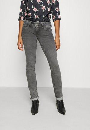 VENUS - Straight leg jeans - grey denim