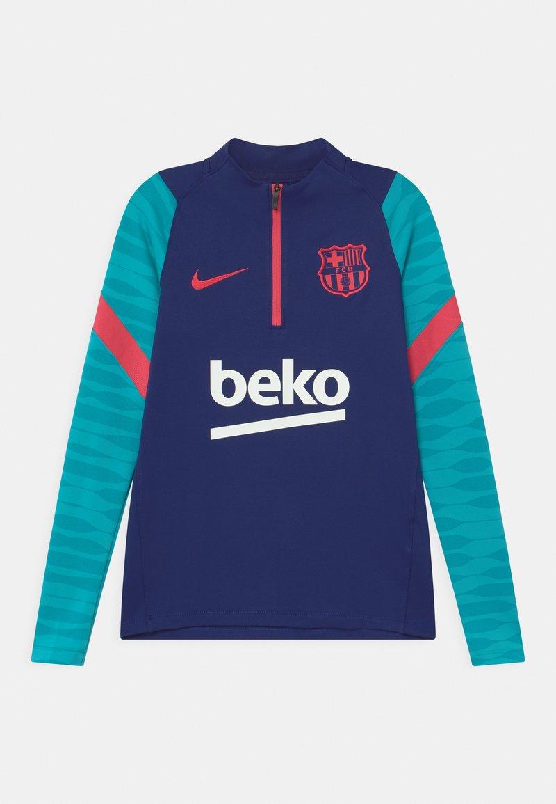 Nike Performance - FC BARCELONA UNISEX - Club wear - deep royal blue/fusion red