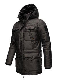 Navahoo - LUAAN - Winter coat - dark grey - 3