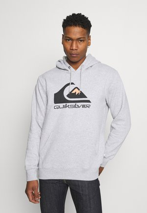 COMP LOGO HOOD - Hoodie - athletic heather