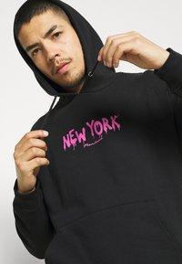 Nominal - NEW YORK HOOD - Sweater - black - 3