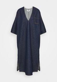 MM6 Maison Margiela - Denim dress - raw - 0
