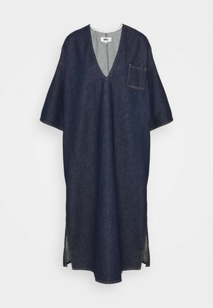 Denim dress - raw