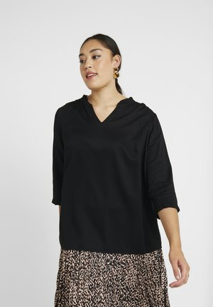 3/4 SLEEVE - Bluse - black
