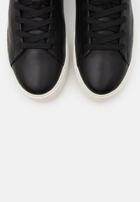 Selected Femme - SLFHAILEY HIGHTOP TRAINER - High-top trainers - black - 5