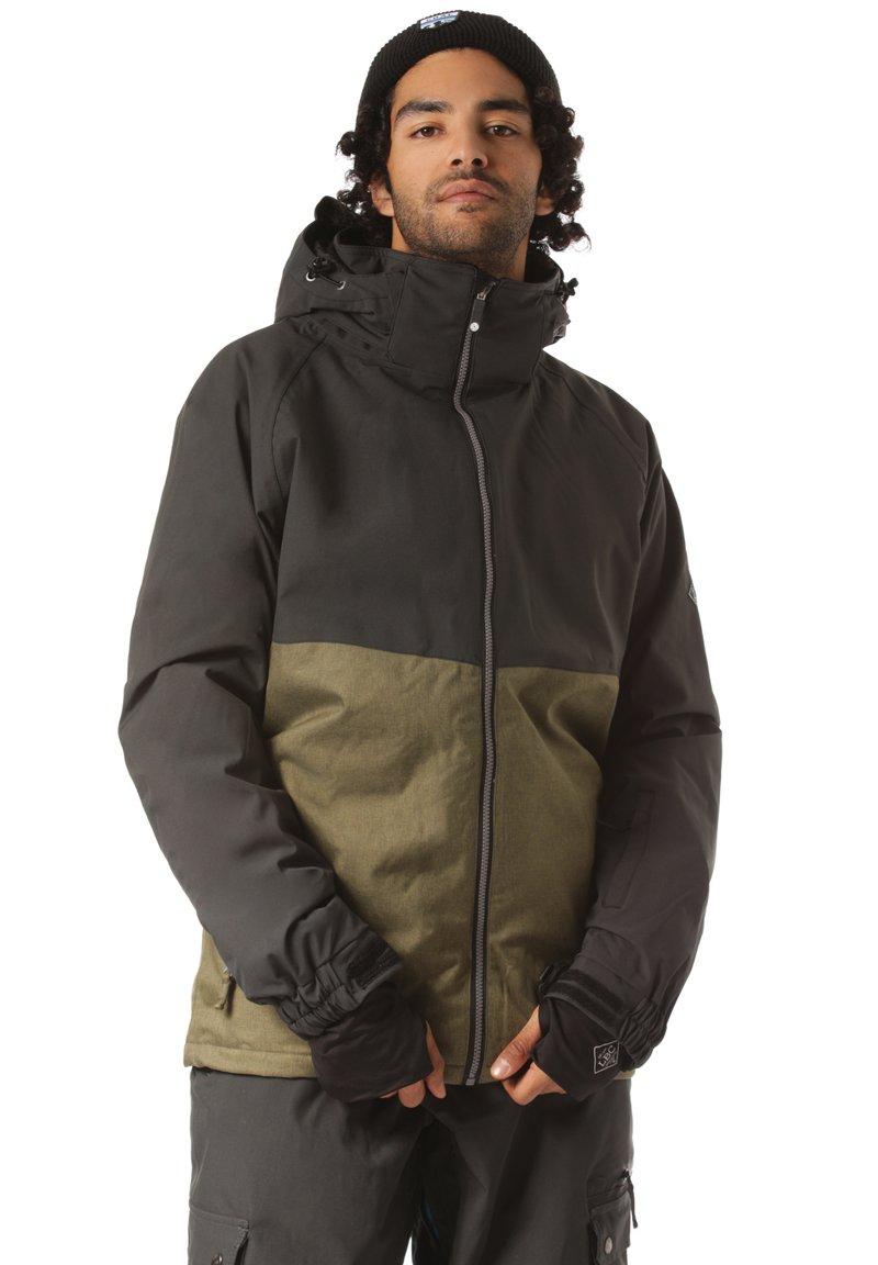 Light Boardcorp - Veste de snowboard - black