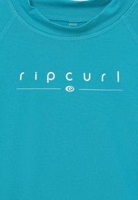 Rip Curl - GIRLS GOLDEN RAYS - Rash vest - light blue - 2