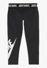 Nike Sportswear - FAVORITE FUTURA - Leggings - black - 1