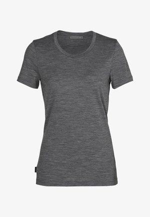 Basic T-shirt - gritstone hthr