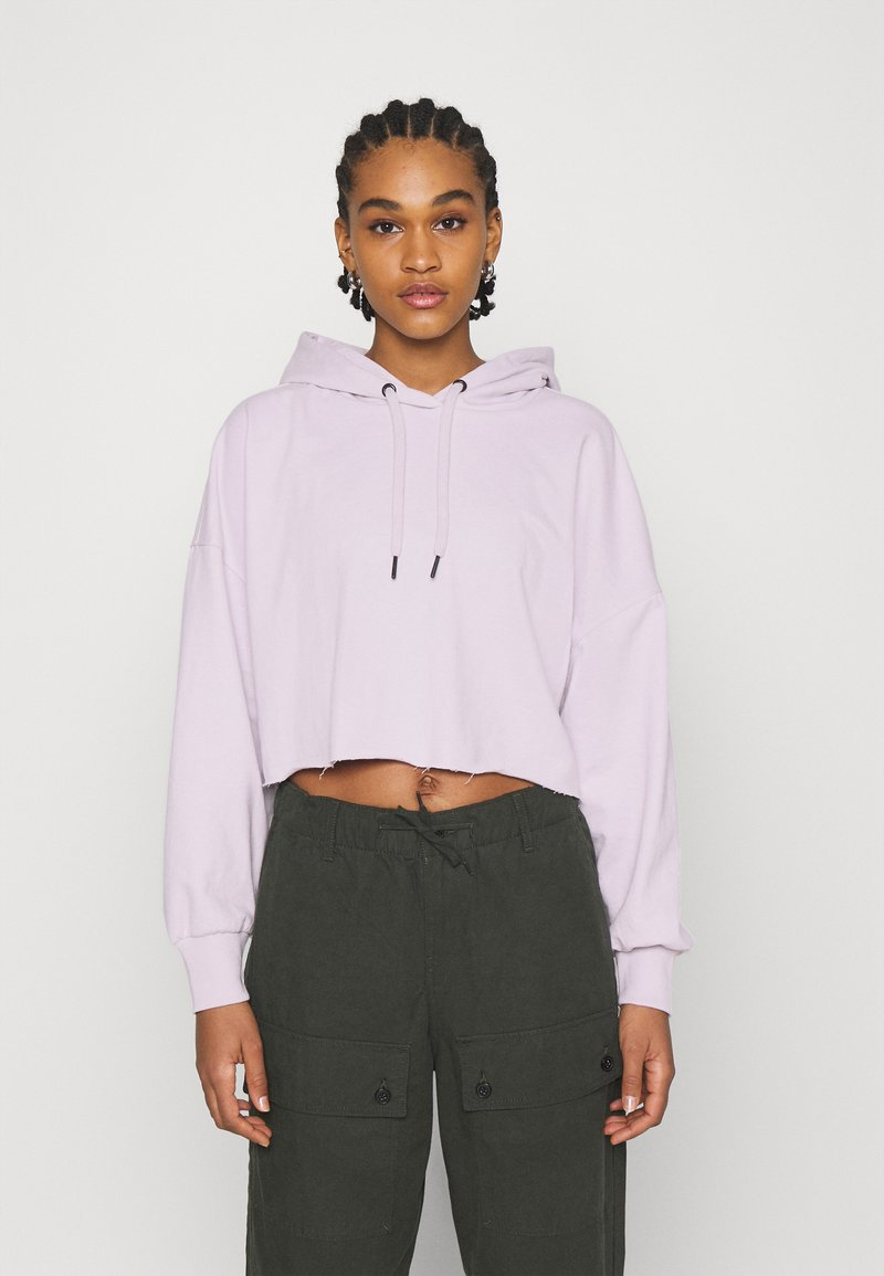 Even&Odd - Hoodie - lilac