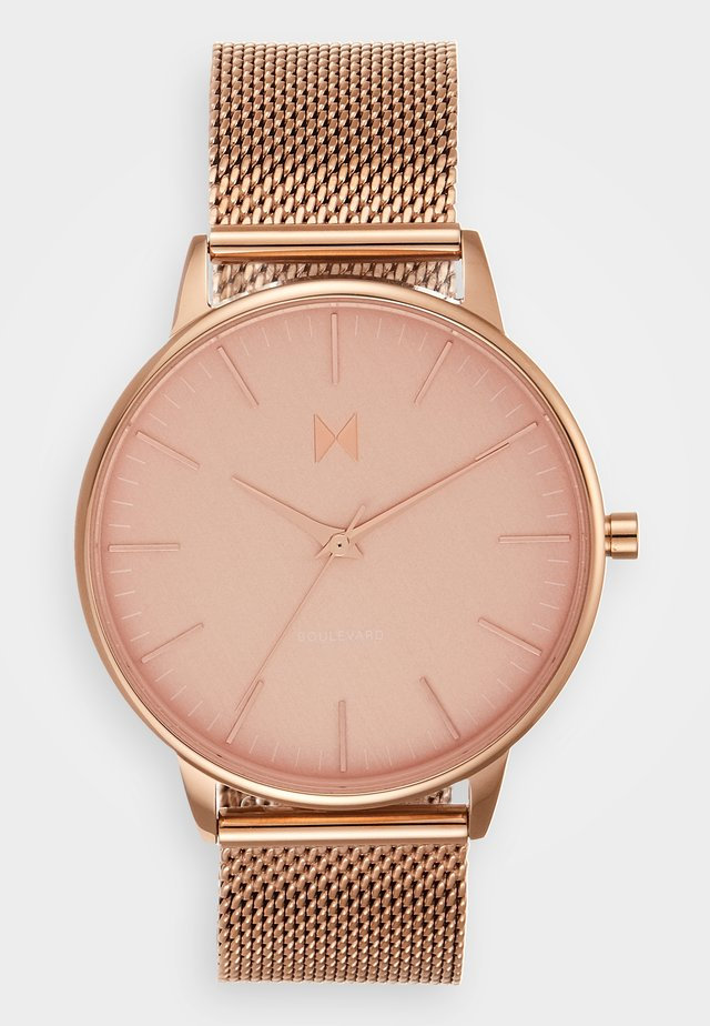 BOULEVARD HERMOSA - Horloge - rose gold-coloured