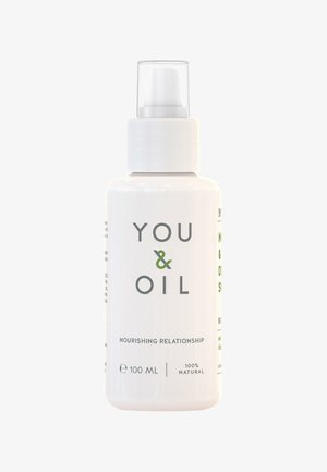 BODY OIL NOURISH & VITALISE DEHYDRATED SKIN 100ML - Lichaamsolie - -