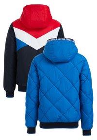 WE Fashion - reversibel - Winter jacket - blue - 5
