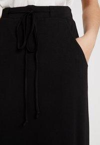 Dorothy Perkins - SKIRT - Maxi sukně - black - 4