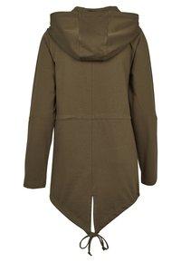 Urban Classics - LADIES TERRY  - Zip-up hoodie - olive - 5