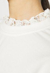 ONLY - ONLLISA O NECK - Sweater - ecru - 4
