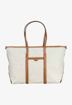 TOTE - Shopping Bag - vanilla/acorn