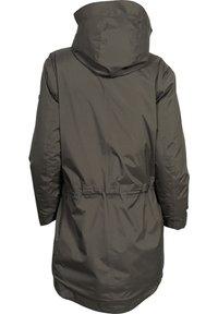 Scandinavian Edition - Winter coat - frost green - 2