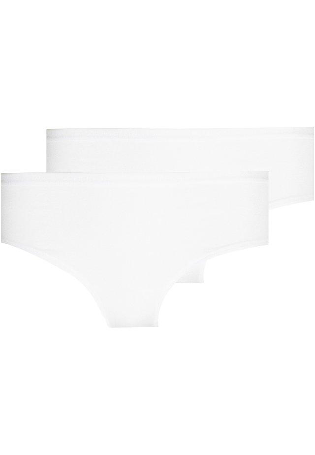 2 PACK - Slip - white