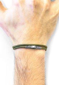 Anchor & Crew - LIVERPOOL - Bracelet - green - 0