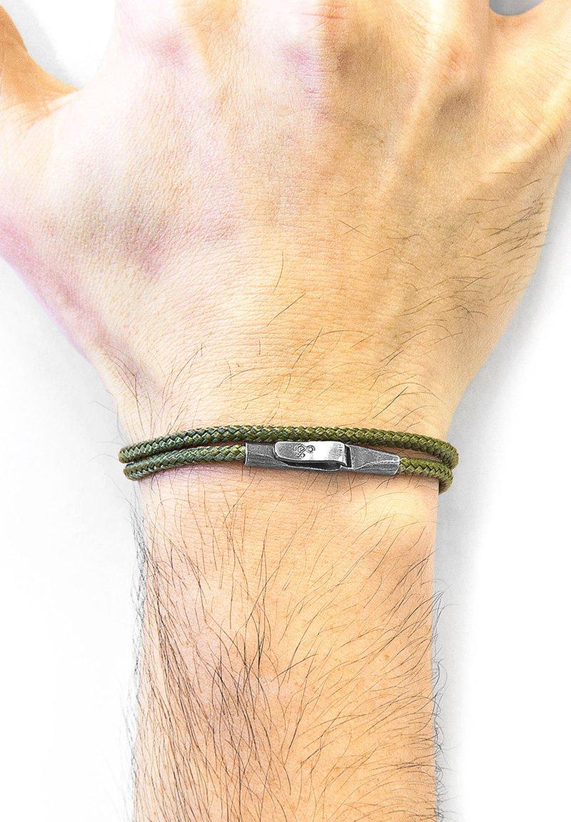 Anchor & Crew - LIVERPOOL - Bracelet - green