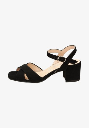 INGELENE - Sandalen - schwarz