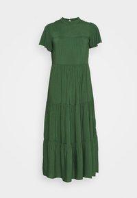 Trendyol - Maxi dress - emerald green - 3