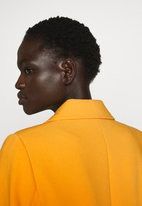 Bruuns Bazaar - FLORAS ALANNA COAT - Kåpe / frakk - orange glow - 5