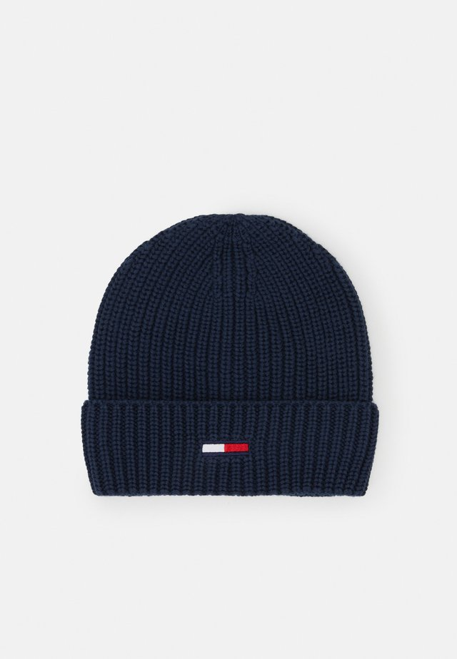 BASIC FLAG BEANIE UNISEX - Berretto - blue