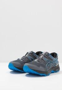 ASICS - GEL-SONOMA 5 - Trail running shoes - metropolis/black - 2