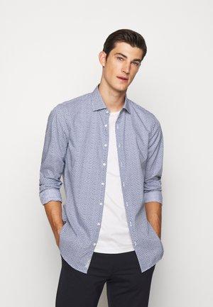 PRINT EASY CARE - Camisa elegante - royal blue