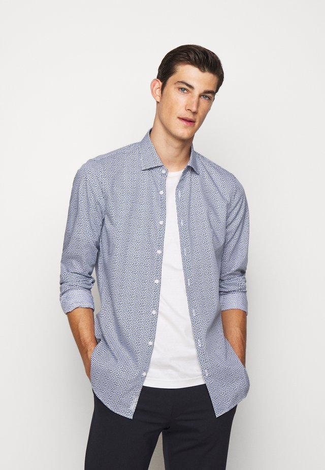 PRINT EASY CARE - Koszula biznesowa - royal blue