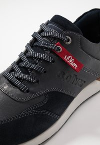 s.Oliver - Trainers - navy - 5