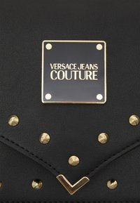 Versace Jeans Couture - STUDS REVOLUTION CROSSBODY - Handbag - nero