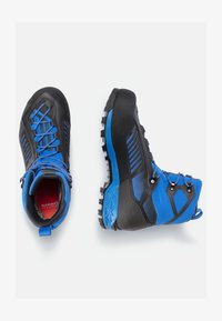 Mammut - TAISS TOUR MID GTX® MEN - Mountain shoes - black-dark gentian - 1