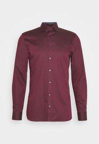 OLYMP No. Six - No. 6 - Koszula biznesowa - bordeaux - 3